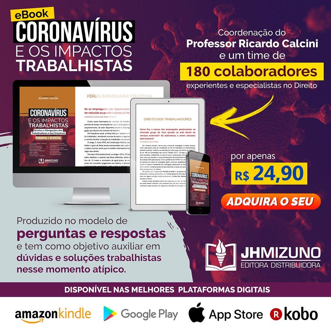 Coronavírus e os Impactos Trabalhistas
