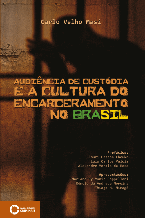 Audiência de custódia e a cultura do encarceramento no Brasil