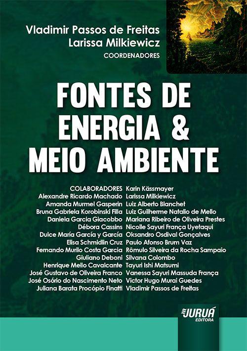 Fontes de Energia & Meio Ambiente