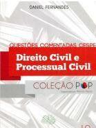 Questões Cespe: Direito Civil/Processual Civil