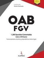 OAB/FGV - 1200 Questões Comentadas