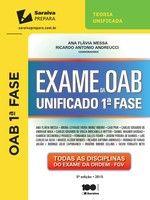 Exame da OAB Unificado 1ª Fase - Todas As Disciplinas do Exame da Ordem – FGV
