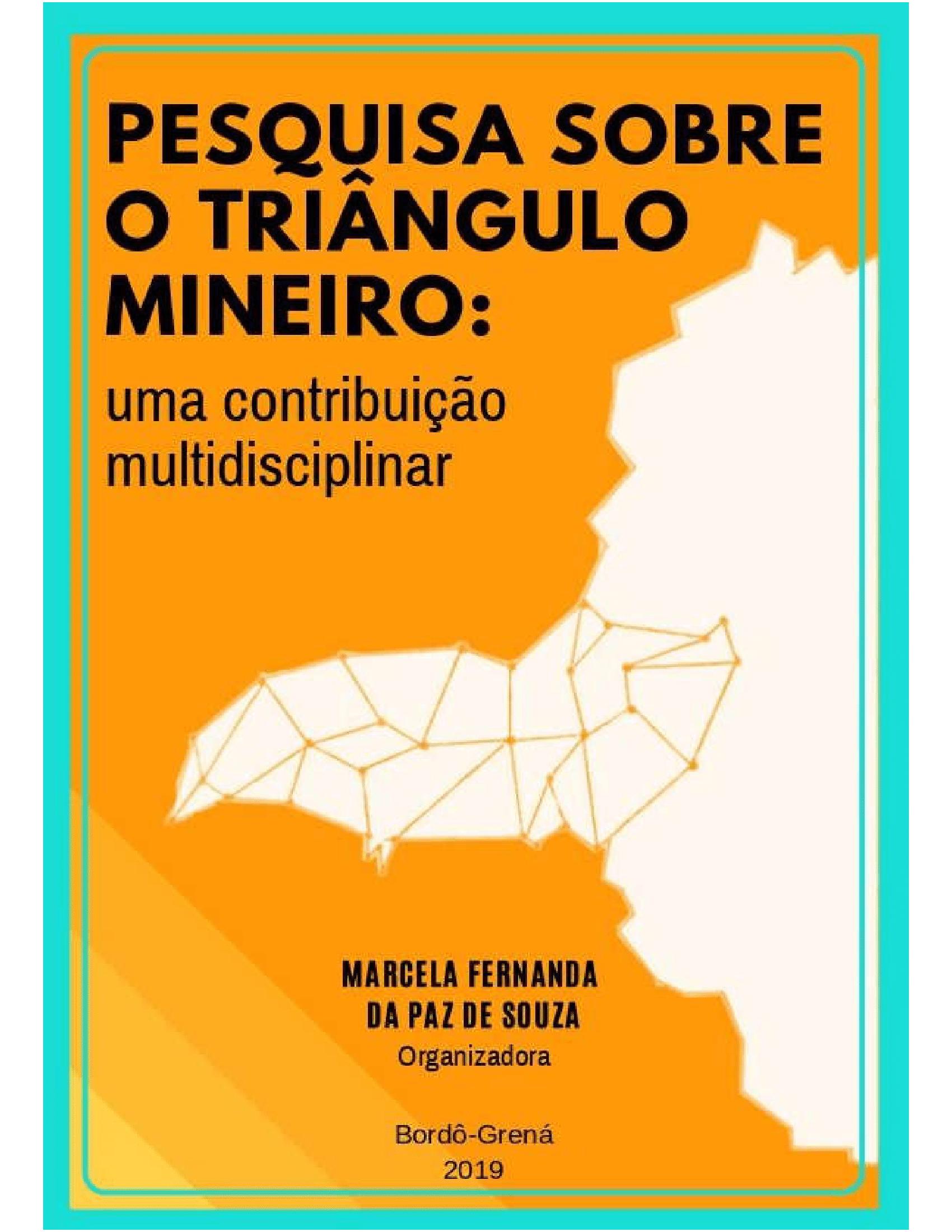 Pesquisas sobre o triângulo mineiro: uma contribuição interdisciplinar