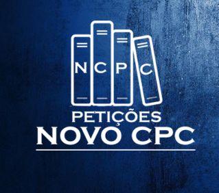 Petições Novo CPC