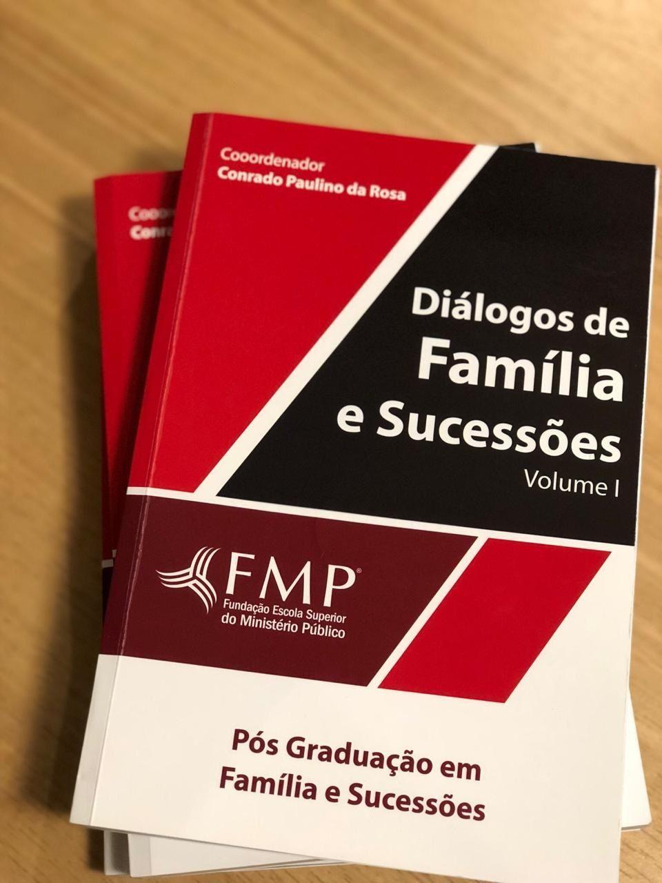 Diálogos de Família e Sucessões - vol. 1