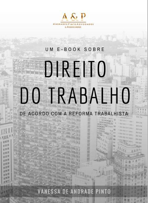 Um E-book Sobre Direito do Trabalho.