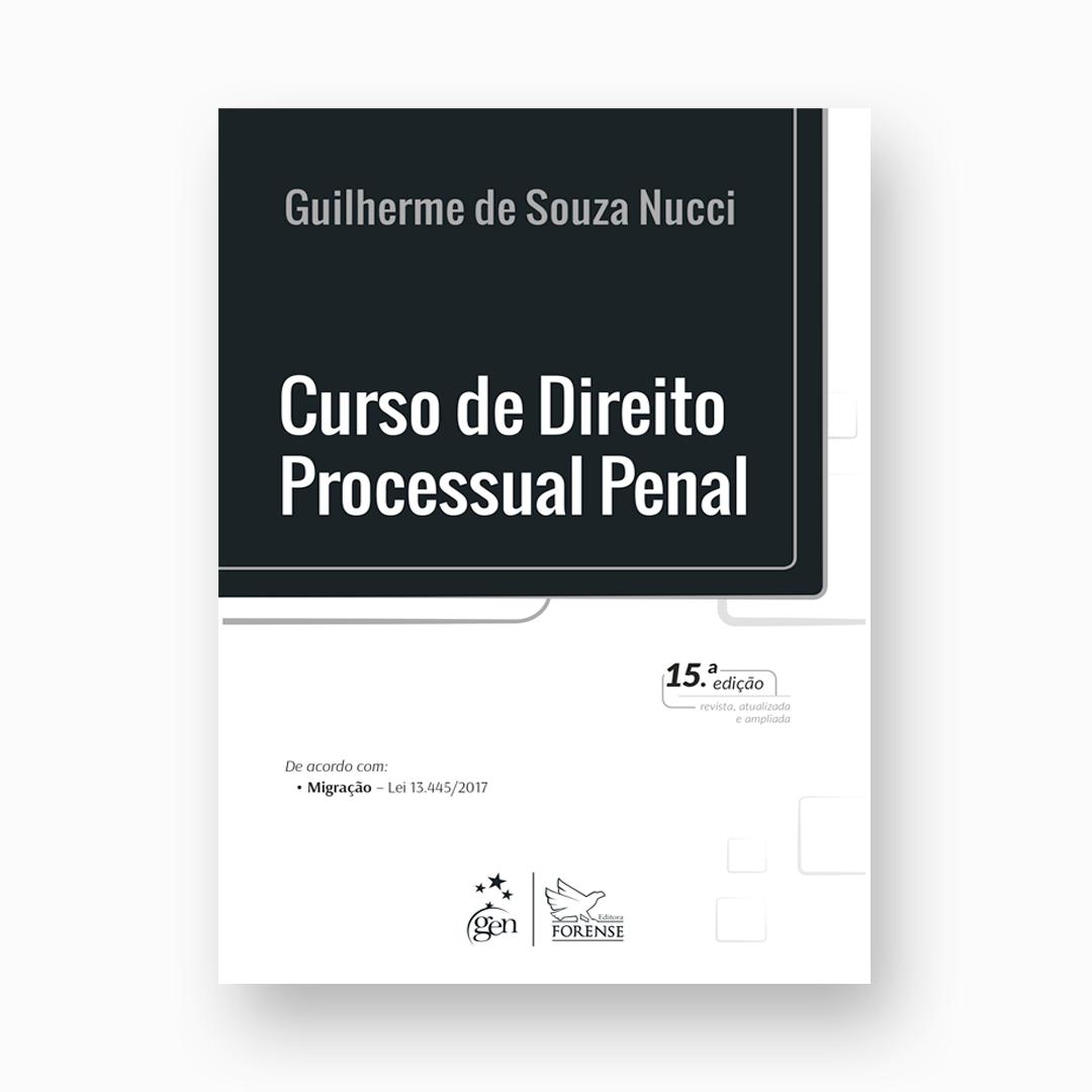Curso de Direito Processo Penal