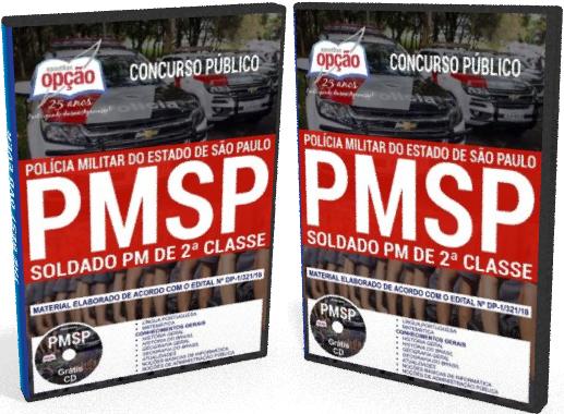 Apostila PM SP Soldado PM 2018