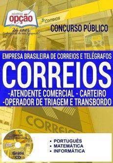 Apostila Preparatória Correios (BR Concursos Oficial)
