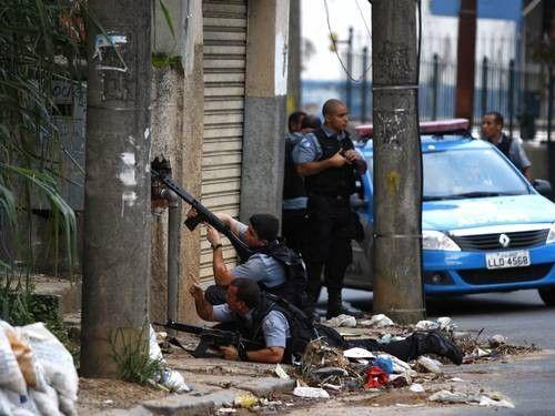 Trfico de drogas o problema do Brasil