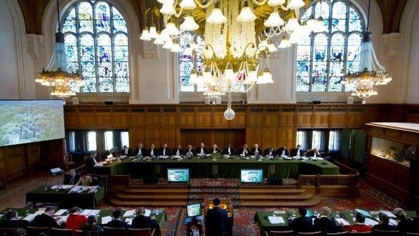 Corte internacional de justia origens histricas organizao procedimentos deciso e legitimidade