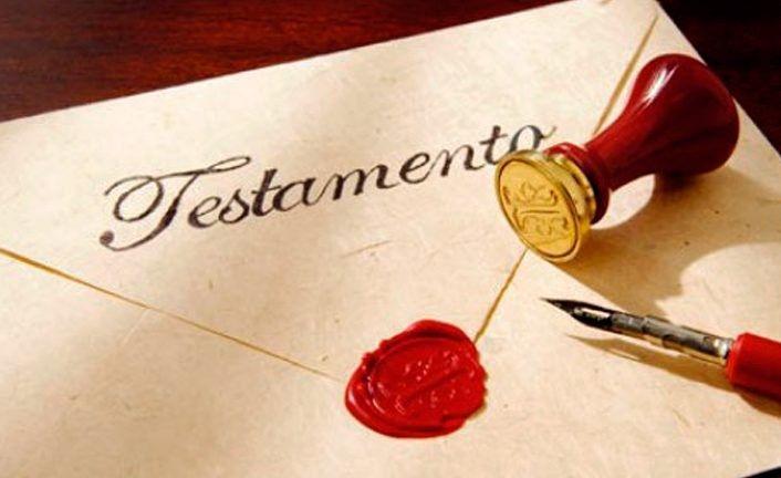 Certido Negativa de Testamento