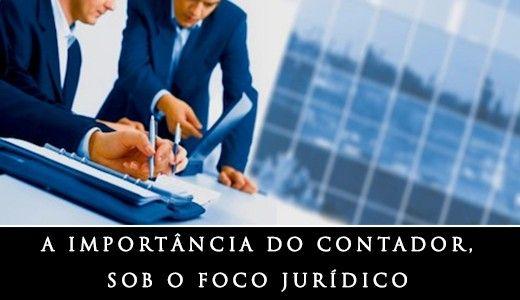 A importncia do Contador sob o foco jurdico