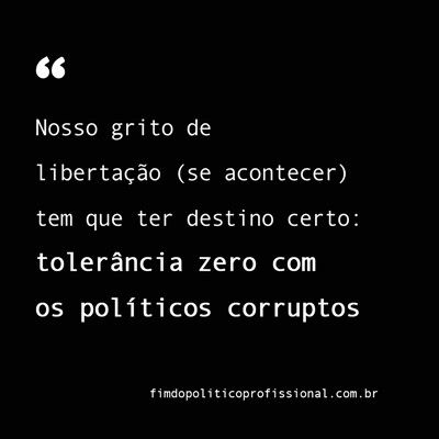 O Brasil governado por uma organizao criminosa