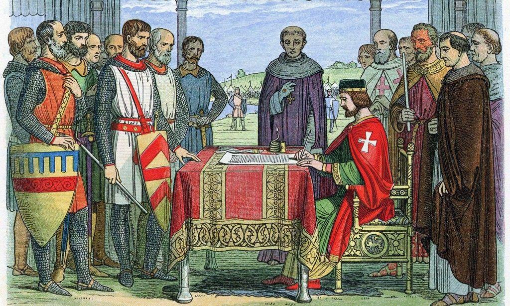 Magna Carta 800 anos de histria e de construo do direito ingls