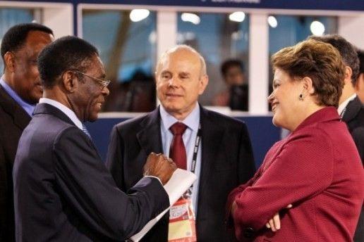 Dilma anistiou dvida da Guin Equatorial ditadura sangrenta que patrocinou a Beija-Flor