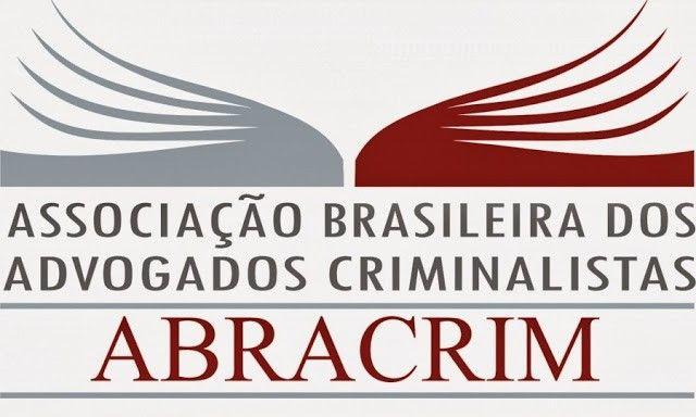 Nota de Repdio da ABRACRIM-RJ contra censura ao advogado Cristiano Zanin