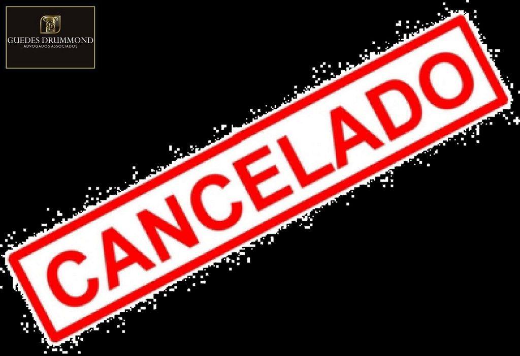 Show Cancelado Quais meus direitos