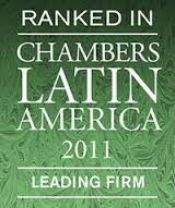 Chambers Latin America lista os melhores escritrios brasileiros por rea