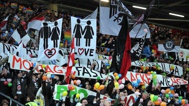 Chegou a hora de falar de homofobia no futebol