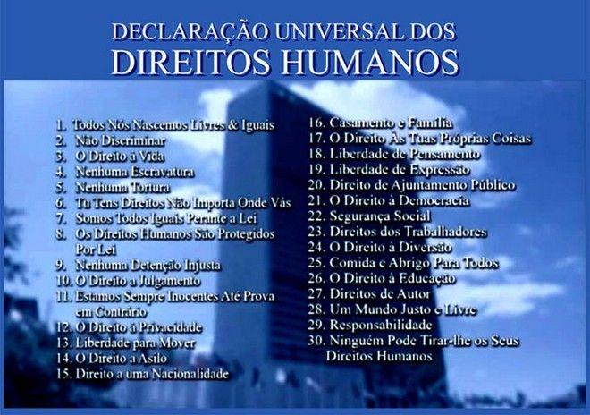 Direitos Humanos para Humanos e deshumanos e a banalidade do mal