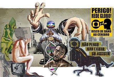 Escapando da Realidade com a Tv Globo do Brasil