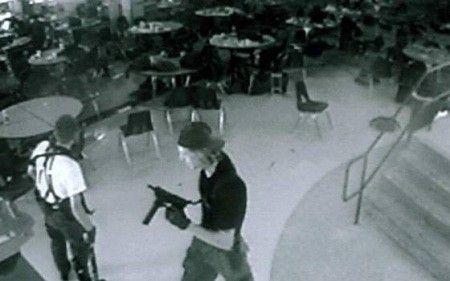 O massacre de Columbine