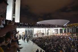 A maior manifestao popular da histria j tem data marcada