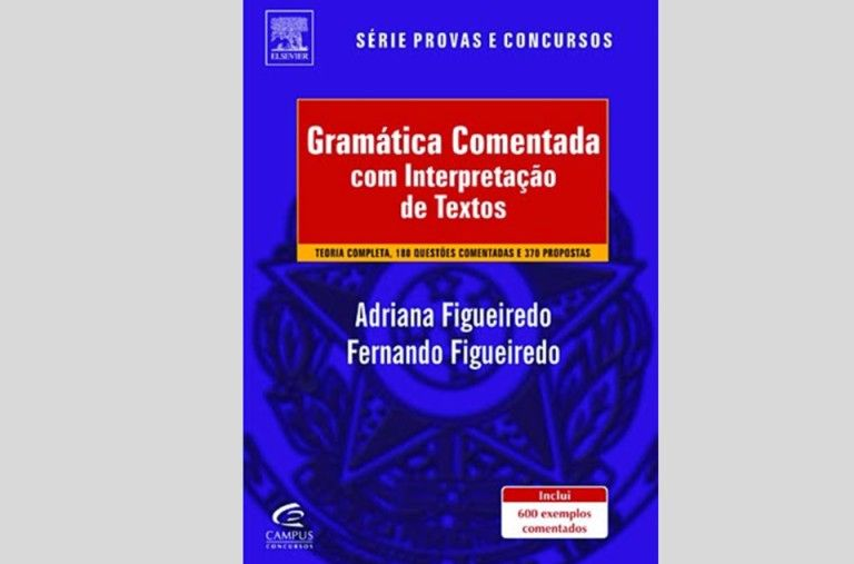 Livros de Lngua Portuguesa que todo concurseiro deve estudar