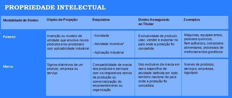 Propriedade Intelectual conceito evoluo histrica e normativa e sua importncia