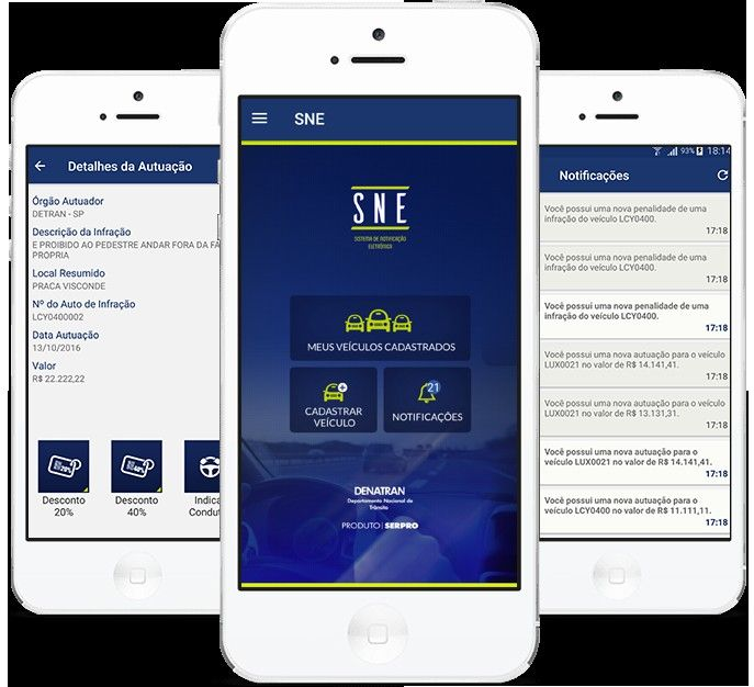 Uidado com o aplicativo que permite desconto em multas de trnsito veja porque