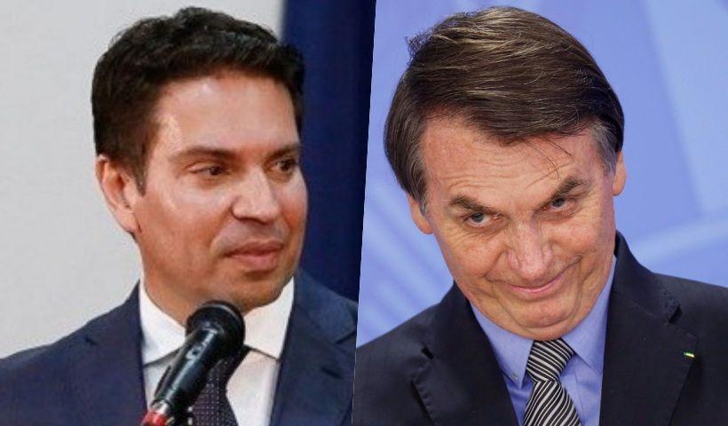 Ramagem nomeado diretor-geral da Polcia Federal por Bolsonaro