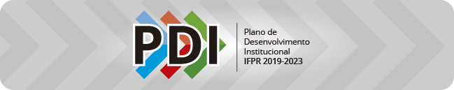 Plano de Desenvolvimento Institucional do IFPR - 2019 a 2023