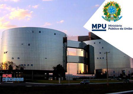 Ministrio Pblico da Unio - MPU tem concurso autorizado