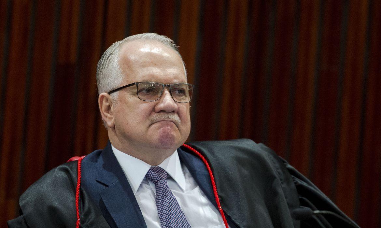 Fachin pede manifestao de Moraes sobre inqurito de fake news Agncia Brasil