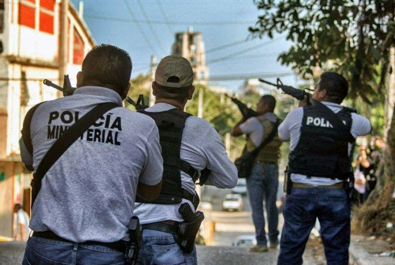 Violncia do crime organizado espalha cemitrios por todo o Mxico