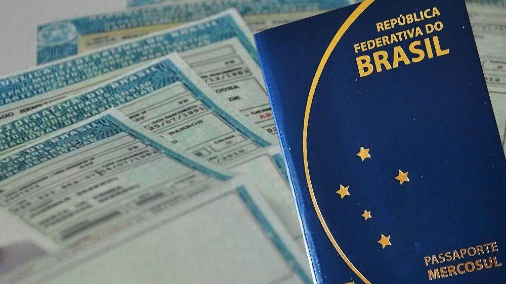 Resultado de imagem para apreenso cnh e passaporte