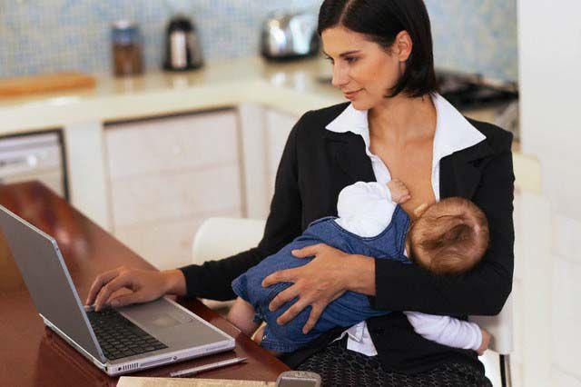 Empregada tem Direito à dois Intervalos para Amamentação Durante a Jornada  de Trabalho