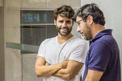 Rafael Costa e Daniel Murta advogado e engenheiro scios-fundadores do Jusbrasil