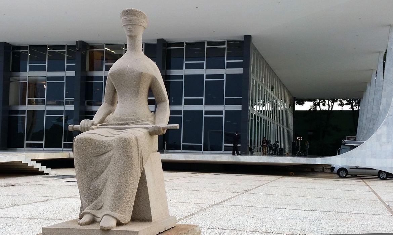 STF mantm sesses presenciais mas restringe circulao de pessoas Agncia Brasil