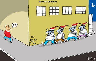 Resultado de imagem para indulto de Natal