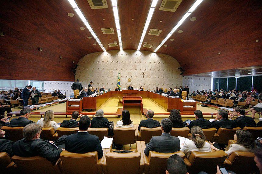 Prximos ministros indicados para o STF podero ter mandato de 8 anos   Senado Notcias