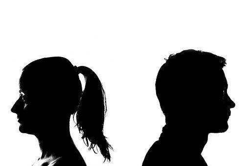 Breakup Divorce Separation