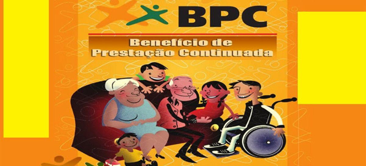 Resultado de imagem para Benefício de Prestação Continuada (BPC),