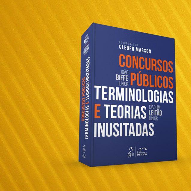 Concursos pblicos - terminlogias e teorias inusitadas