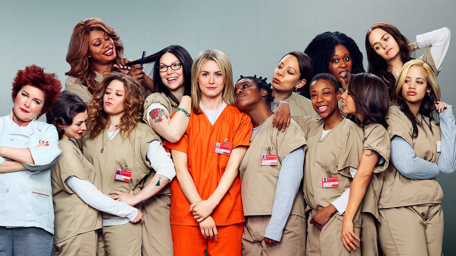Resultado de imagem para Orange Is the New Black