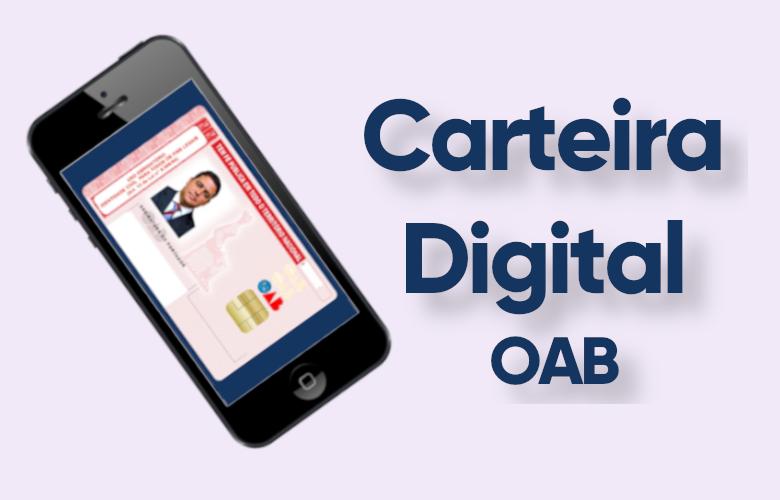 novo documento digital da oab no smartphone