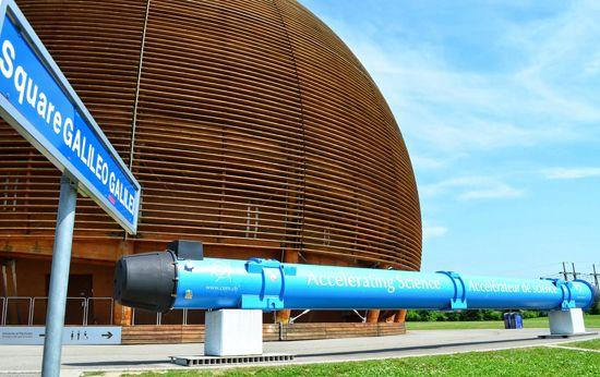 Programa do MEC oferece curso de formao na Organizao Europeia para a Pesquisa Nuclear Cern em Genebra Sua para professores brasileiros da rede pblica de educao bsica foto luzcameradiversaocom