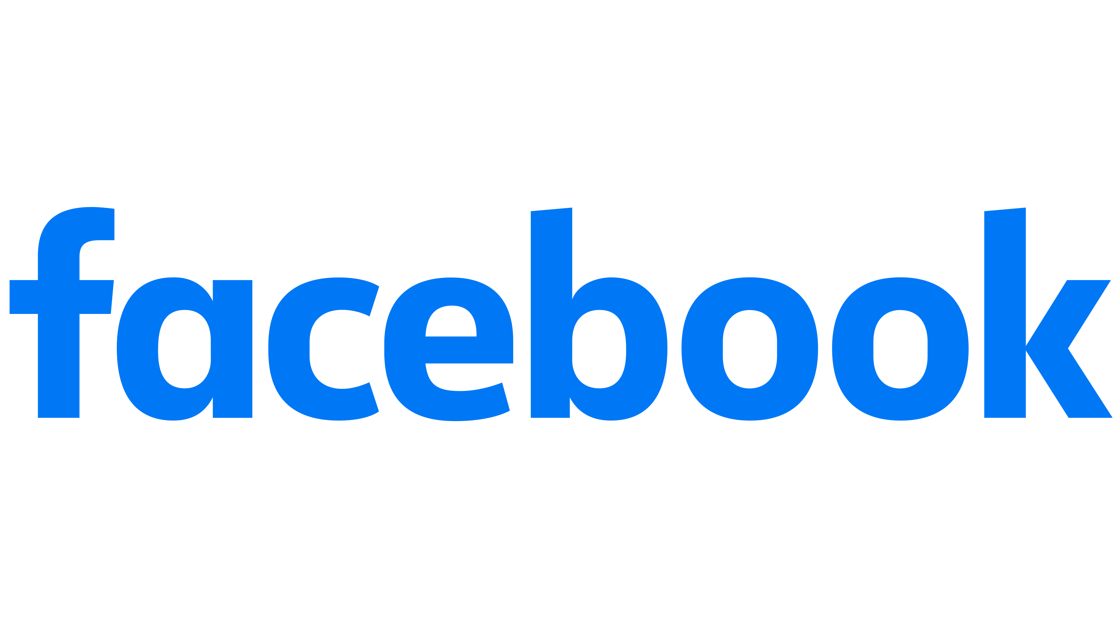Facebook Logo The most famous brands and company logos in the world