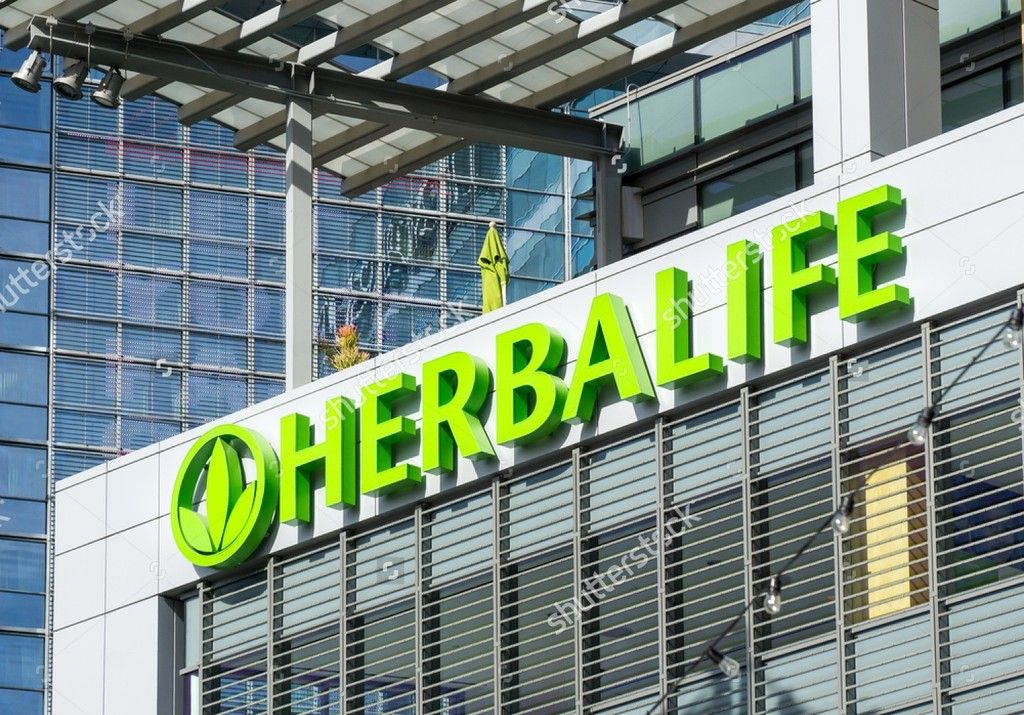 Herbalife e o Marketing Multinvel
